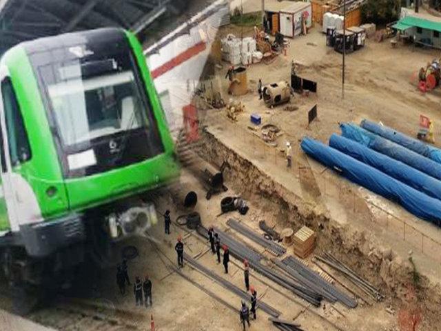 Obra de la línea 2 del Metro de Lima es una de la más lentas en Latinoamérica