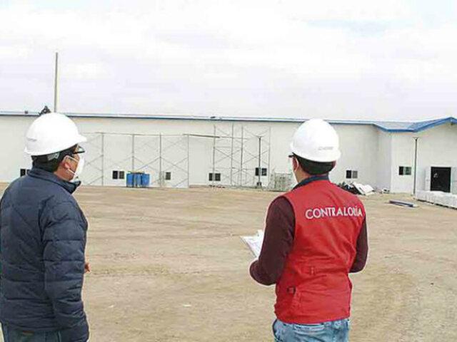 Tacna: nuevo hospital COVID-19 tendría 17 deficiencias