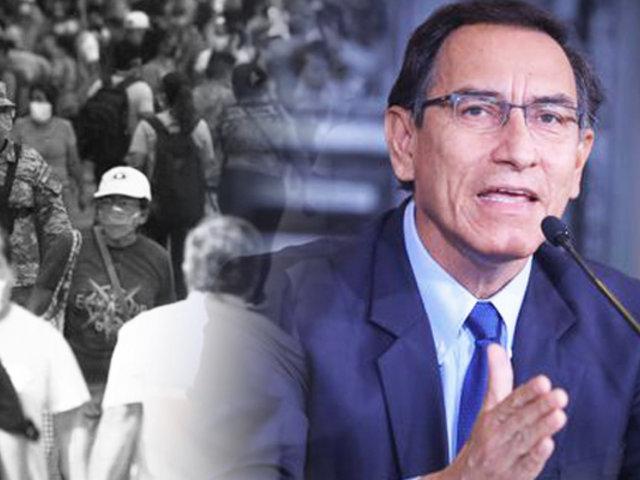 """Martín Vizcarra: """"Es necesario un trabajo más cercano a la gente"""""""