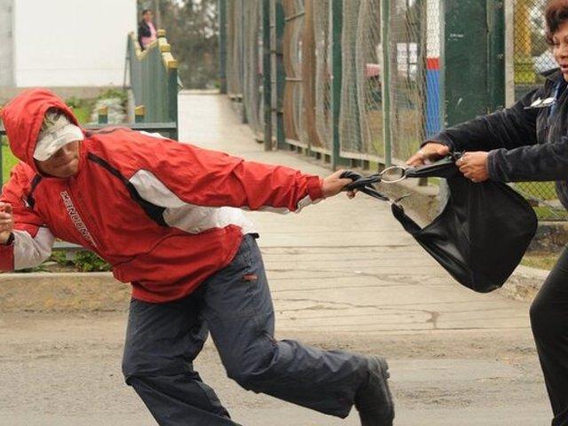 Independencia: ladrones asaltan constantemente a vecinos