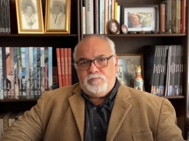 Epidemiólogo Luis Suárez: la pandemia nos hace mirar el futuro de la salud de manera diferente