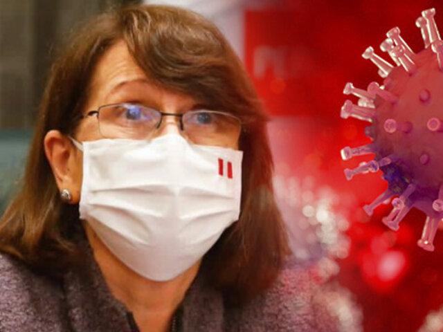 Pilar Mazzetti revela que 81 niños han fallecido a causa de la COVID-19