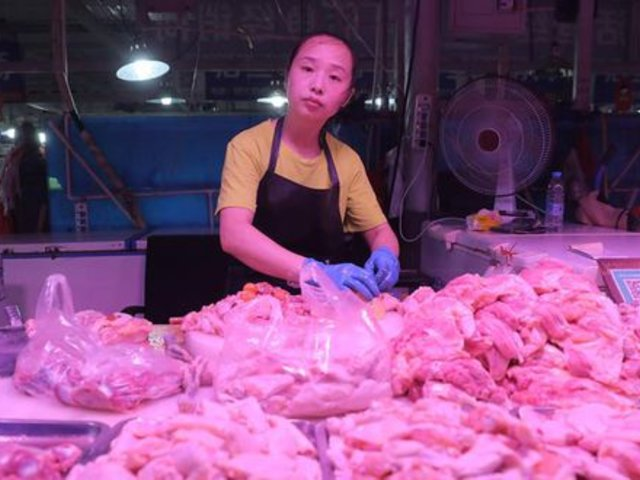 China detectó trazas de COVID-19 en alitas de pollo provenientes de Brasil