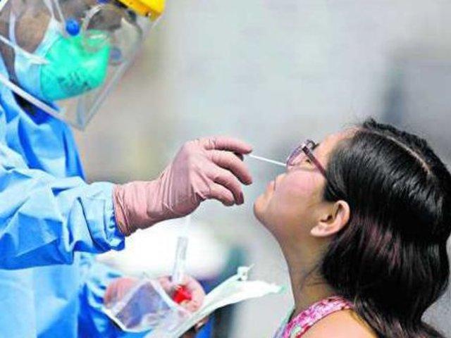 Covid:19: Minsa explica disminución de pruebas moleculares tomadas en los últimos días