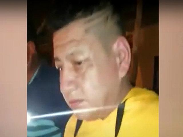 Tumbes: Policía interviene a sujeto que vendía droga a un asentamiento humano