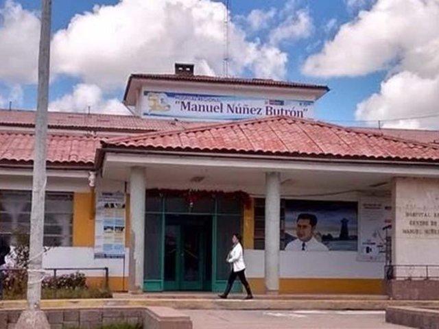 Alcalde de Puno solicita declarar en estado de catástrofe sanitaria a hospitales
