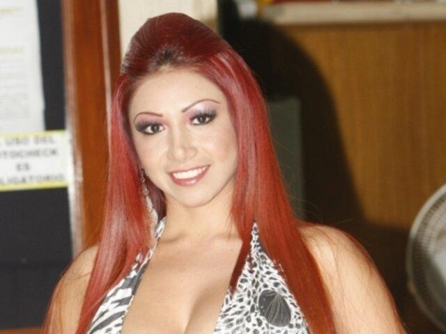 Daysi Araujo denuncia ser víctima de extorsión