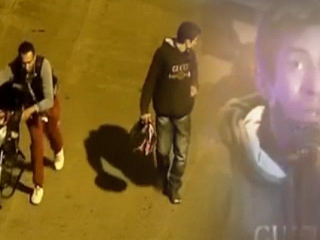 SMP: serenos capturan a sujeto que robó una motocicleta en la av. Angélica Gamarra