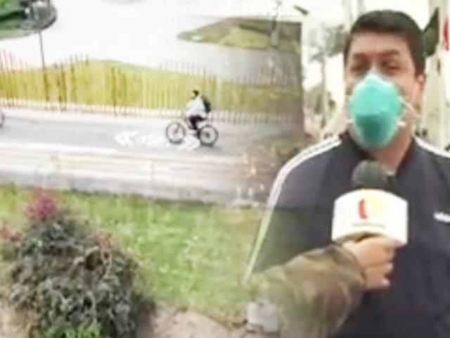 """Se entrega el parque """"Bicentenario"""": por fin San Isidro y Miraflores se entendieron"""