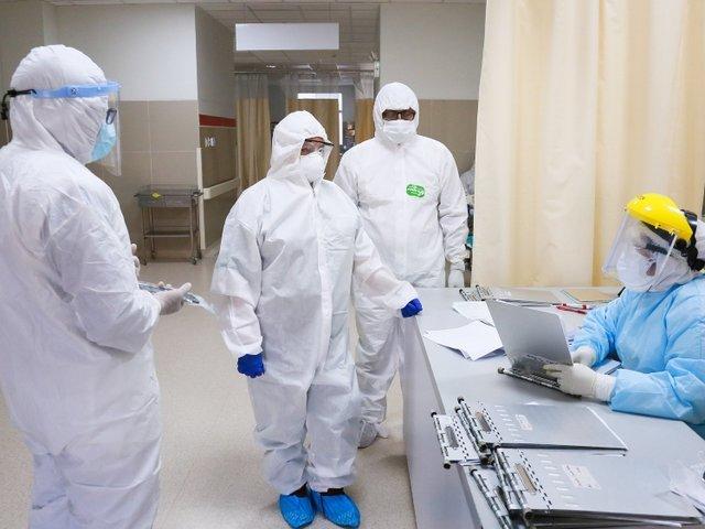 Arequipa: el 30% de pacientes hospitalizados por COVID-19 consumió dióxido de cloro