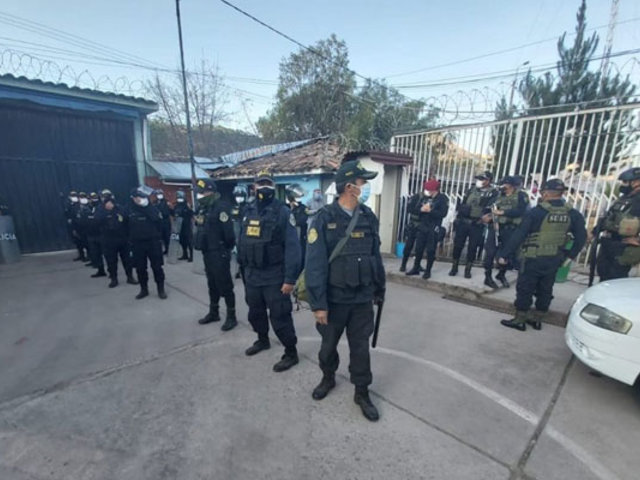Informan de motín y fuga en Centro Juvenil de Rehabilitación  de Cusco