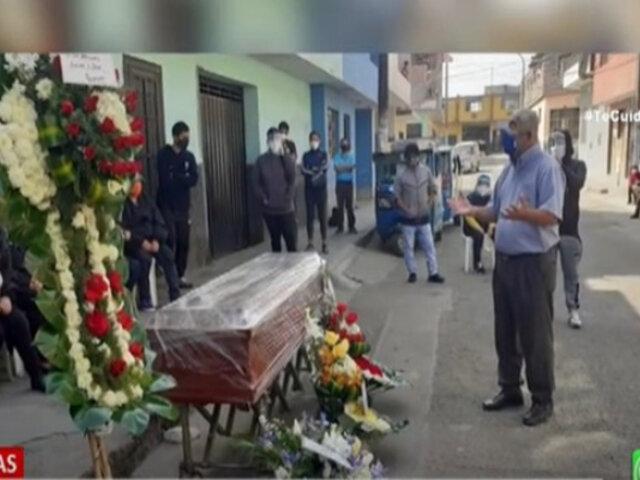 Hospital Marino Molina descartó haberse comunicado con deudos para darles otro cuerpo