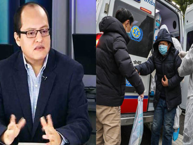 Víctor Quijada: Esfuerzos del gobierno por priorizar la salud no dieron resultado