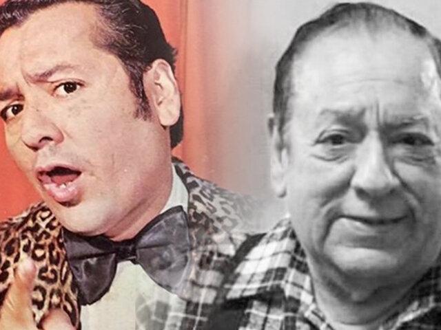 Falleció el cómico Néstor Quintero a los 80 años