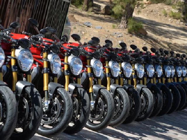 Denuncian a hombre que alquilaba motos y luego las vendía
