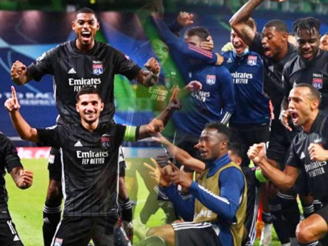 Champions League: el Lyon eliminó al Manchester City