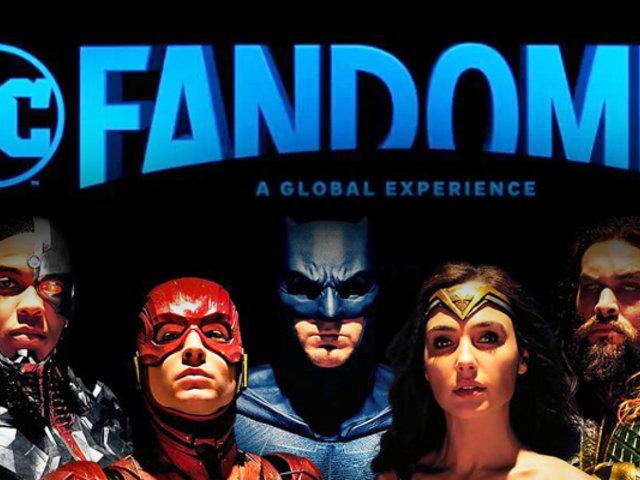 DC FanDome: la convención virtual gratuita ya tiene su calendario establecido