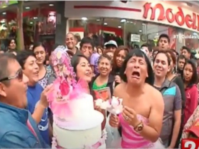 "Urgente: Cómico ambulante ""La Bibi"" en UCI por coronavirus"
