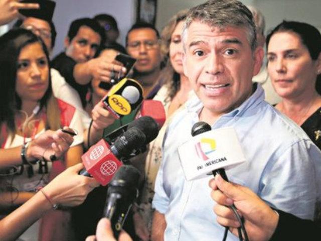 Guzmán sobre investigación por Odebrecht: Es inaceptable que quieran investigarme en plena campaña electoral