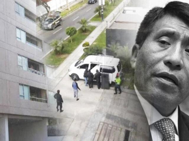 Edificio donde vivía Moisés Mamani: vecinos preocupados por falta de protocolos