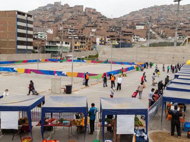 Minagri: mercados itinerantes se realizarán en sedes de los Juegos Panamericanos