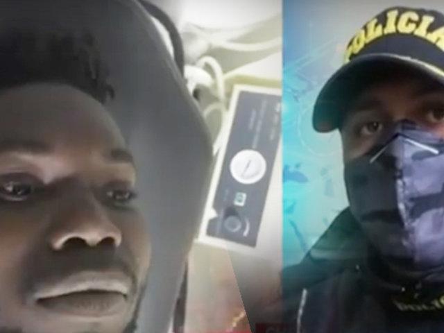 Chepén: cámara registró asesinato a palazos de comerciante en pleno toque de queda