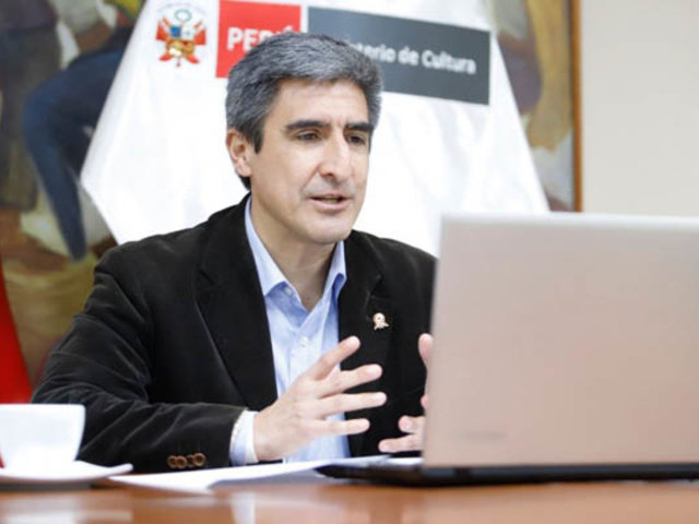 """""""El turismo cultural es importantes para el desarrollo del país"""", afirma ministro Neyra"""