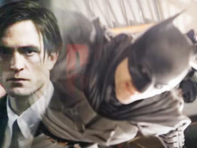 Se reveló como luce Robert Pattinson como Batman