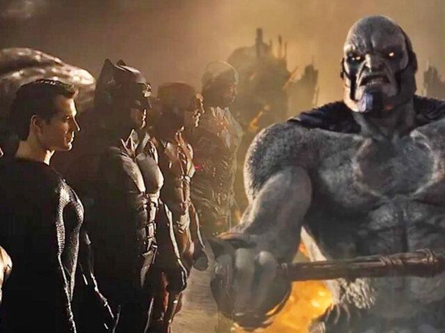 """DC FanDome revela primer adelanto de """"Justice League Snyder's Cut"""""""