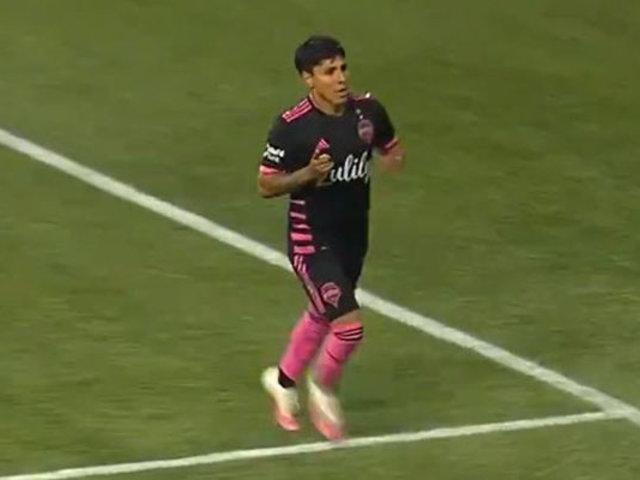 Raúl Ruidíaz marcó doblete en triunfo de su club el Seattle Sounders
