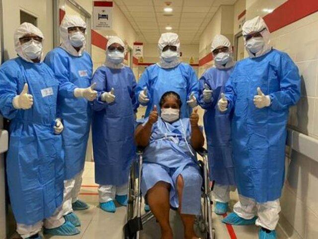 ¡Buenas noticias! Covid-19: Perú supera los 900 mil pacientes recuperados