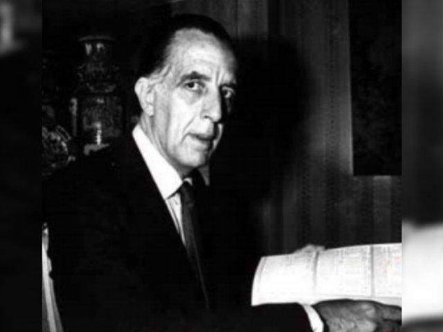Francisco Belaúnde: hermano del expresidente Fernando Belaúnde falleció a los 96 años