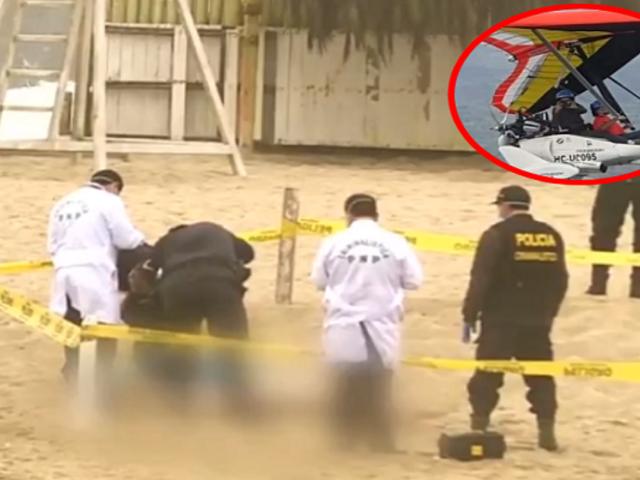 Punta Negra: cadáver del piloto de avioneta ultraligera es identificado por familiares