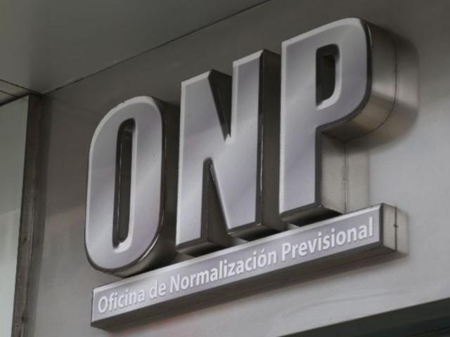 BCR: Solicitar que devuelvan la ONP es como pedir que le devuelvan el IGV que pagó en los últimos 10 años
