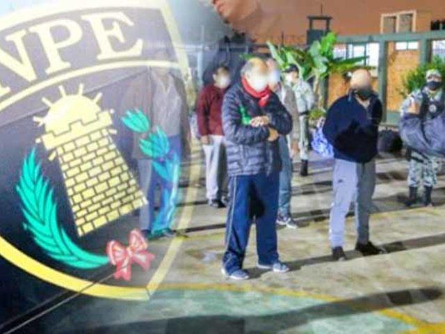 INPE traslada de penal a Edwin Donayre y otros exmiembros del Ejército por riesgo a contagios