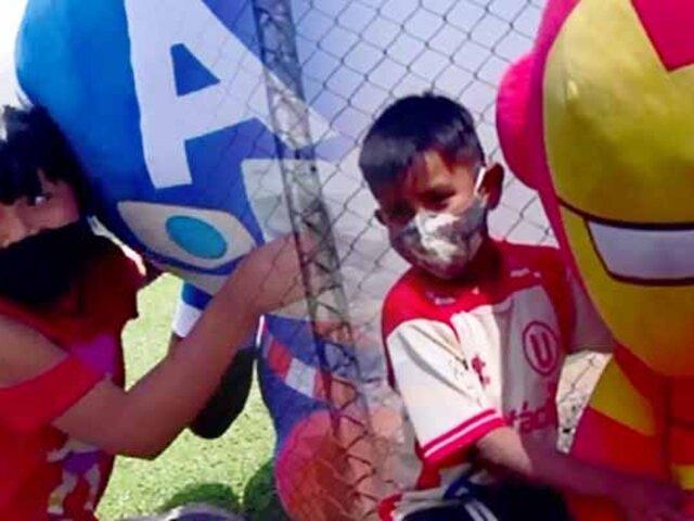 """Ellos son los nuevos """"súper héroes"""" en pandemia"""