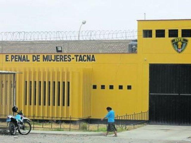Tacna: 77 reclusas del penal de mujeres dieron positivo a COVID-19