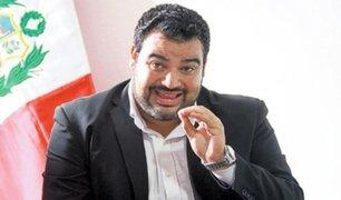'Cuellos Blancos': Ética decidirá este viernes si inicia proceso a Guillermo Aliaga