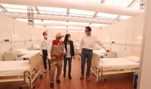 COVID-19 en Chiclayo: centro de hospitalización temporal no funciona por falta de personal