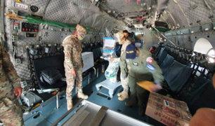 Covid-19: llevan ventiladores mecánicos y equipamiento médico a Moquegua