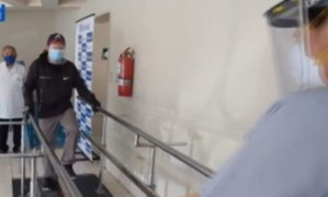Arequipa: pacientes que sufrieron lesiones físicas por COVID-19 recibirán rehabilitación