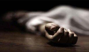 Arequipa: sujeto mata a expareja por negarse a retomar relación amorosa