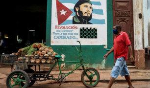 Cuba: estricto toque de queda en La Habana para frenar avance del Covid-19