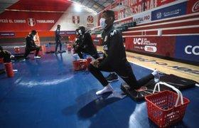 Selección Peruana inició entrenamientos con los convocados de la Liga 1