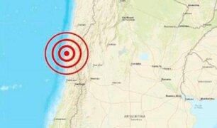 Norte de Chile fue sacudido por sismo de 6,3 grados esta tarde