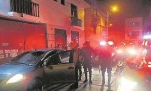 Ayacucho: Alcalde de San José de Ticlas fue detenido por conducir ebrio