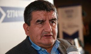 Humberto Acuña: Poder Judicial admite a trámite casación contra condena por cohecho