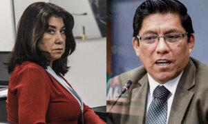 Martha Chávez dijo que Vicente Zeballos debió ir como embajador a Bolivia por sus rasgos andinos