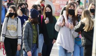 Argentina se convierte en el décimo país con más contagios
