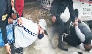 "PNP captura a peligrosos ""raqueteros"" en el Callao"